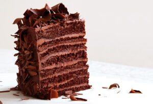 Devil's Chocolate Cake